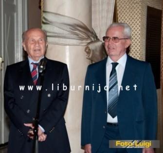 Predsjednici - Mirko Barišić i Milan Korolija