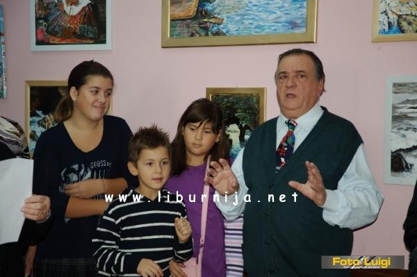 Liburnija.net: Emil Jeletić s unucima @ Opatija