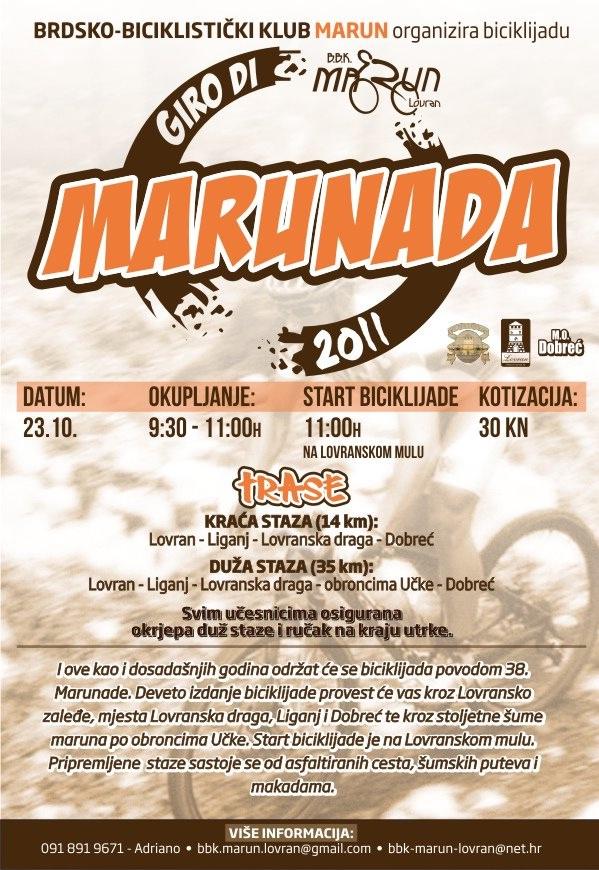 '9. Giro di Marunada'