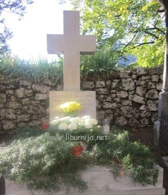 Posljednje počivalište Joakima Pilata