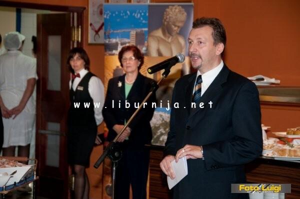 Liburnija.net: Damjan Miletić, ravnatelj Ugostiteljske škole