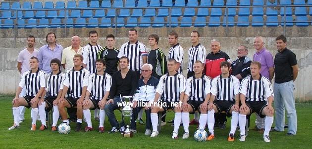 Liburnija.net: Seniorska ekipa NK Opatija...