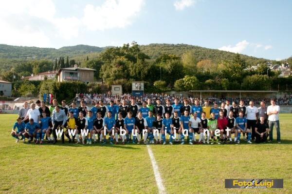 Liburnija.net: NK Opatija - GNK Dinamo @ Opatija