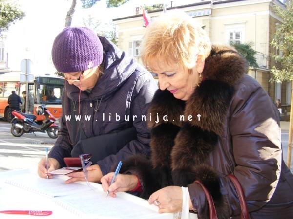 Liburnija.net: Potpisivanje na Mrkatu @ Opatija