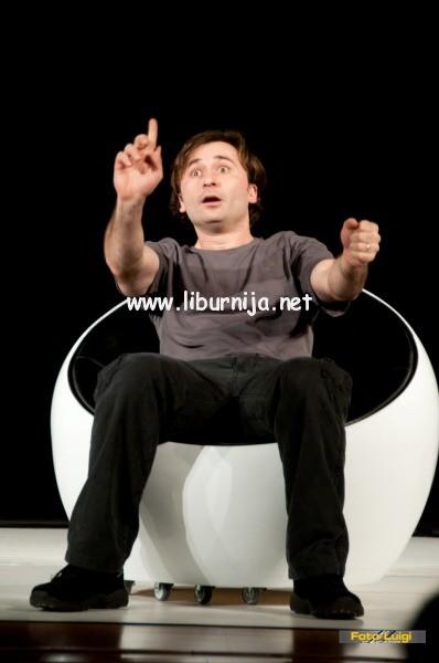 Liburnija.net: Komedija Ja, tata! @ Adriatic