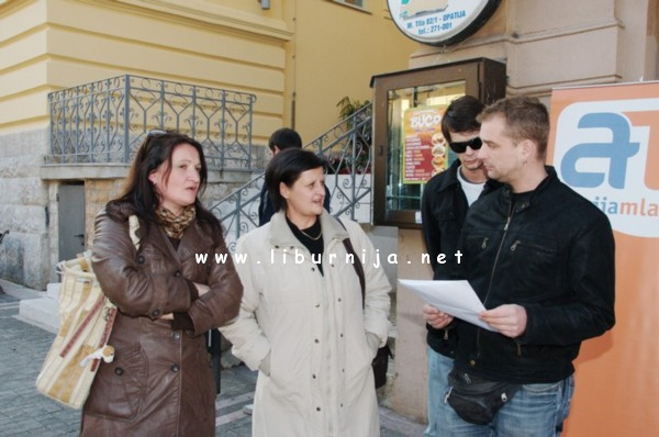 Liburnija.net: Predstavnice građanske inicijative s Krka @ Opatija