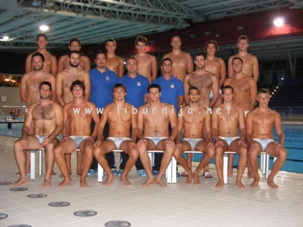 Liburnija.net: Seniori i treneri VK Opatija