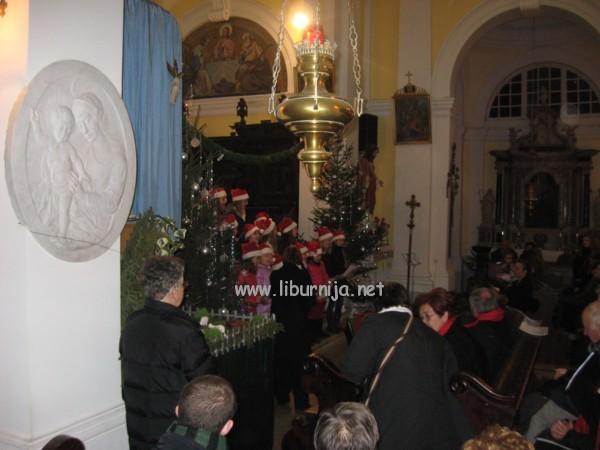 Liburnija.net: Božićni koncert @ Mošćenice