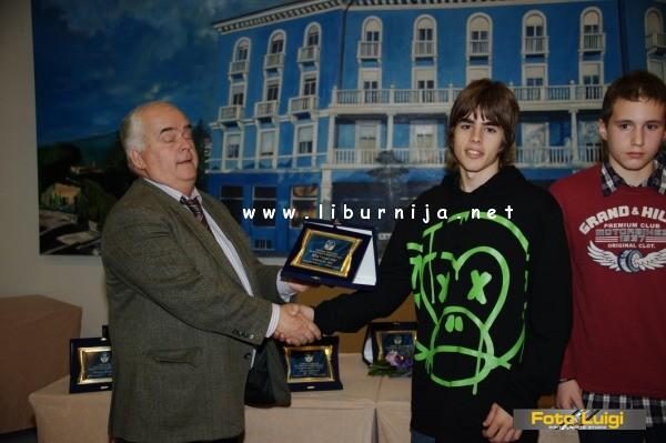 Liburnija.net: Proglašenje najboljih sportaša @ Lovran