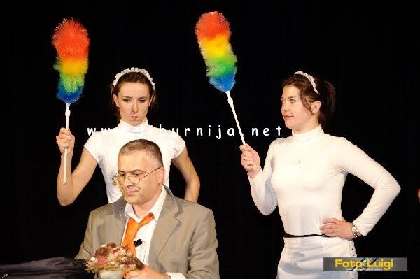 Liburnija.net: Profesori u glumačkom zanosu...