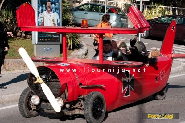 Liburnija.net: 3. Rally maškaranih oktanaca Halubje – Liburnija