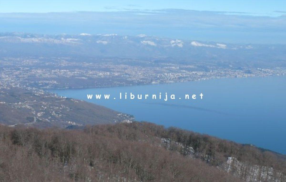 S kvarnerske strane tunela Učka Bina Istra gradit će veliko odmorište s restoranom i parkom za djecu
