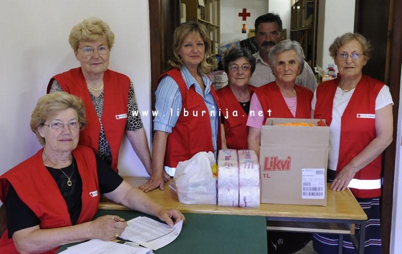 Arhiva: Članovi Crvenog križa Matulji