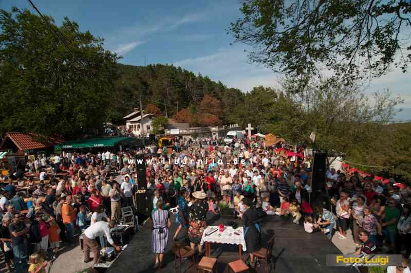 Arhiva Liburnija.net: Tisuće posjetitelja na Poklonu...