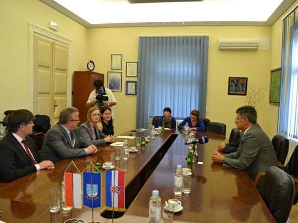 Lanjski posjet delegacije Kolobrzega @ Opatija