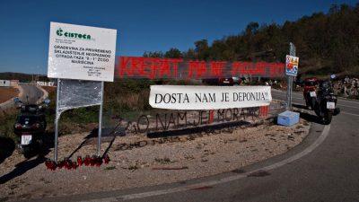 Tematska sjednica Općinskog vijeća Viškovo o Marišćini bit će burna – Akcije najavili Krizni eko stožer i Živi zid