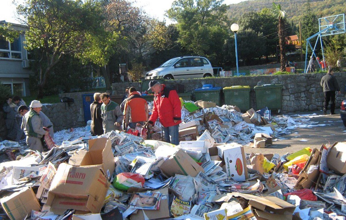 Prikupljeno malo više od 21 tone papira, objavljen raspored ferija za narednu školsku godinu