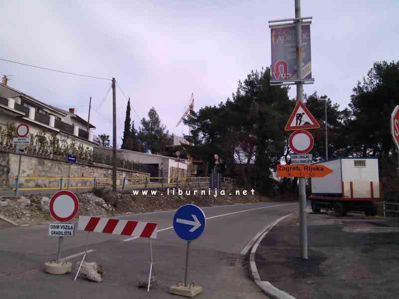 Od 09. rujna ponovo se zabranjuje promet po Matuljskoj ulici