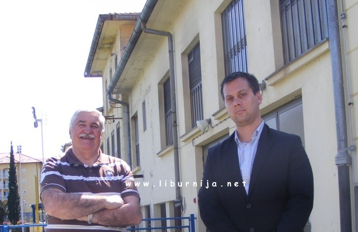 Liburnija.net: Edvard Primožić i Bojan Simonič @ Lovran