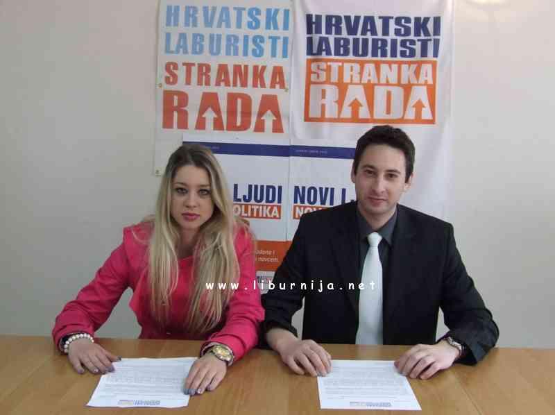 Liburnija.net: Kristina Erceg i Marin Šustar