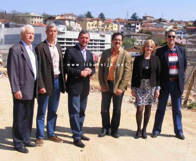 Ilija Bakić, Tedi Babić, Mario Ćiković, Alen Ružić,  Eni Šebalj i Slobodan Juračić @ Matulji