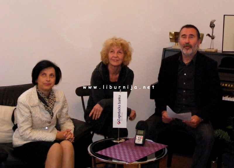 Arhiva: Gordana Žulj, Rajna Miloš i Elvis Stanić