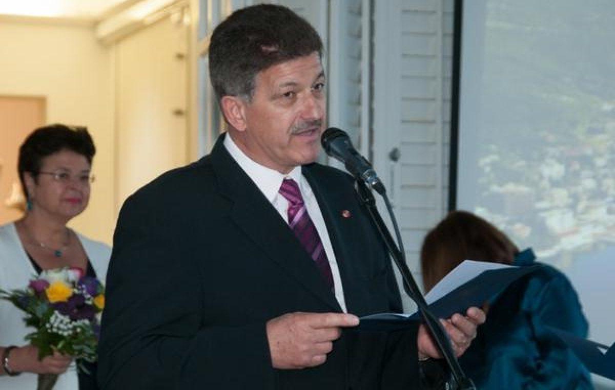 Ivo Dujmić kreće u kampanju za četvrti mandat