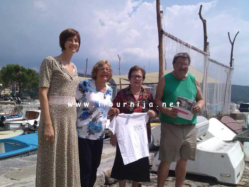 Katarina Mažuran Jurešić, Norma Tuliak Srbulj, Diana Pamić i Claudio Frank @ Mandrać