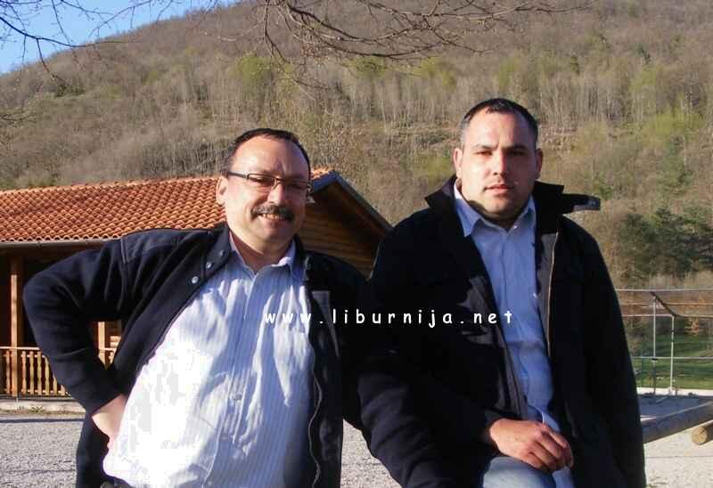 Arhiva Liburnija.net: Željko Grbac i Igor Barak