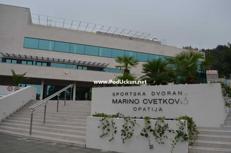 Predstavljanje će se održati u Sportskoj dvorani Marino Cveetković