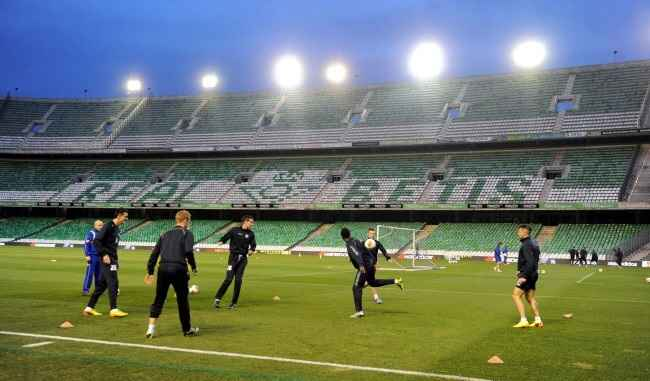 Riječani na stadionu Betisa @ Sevilla