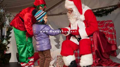 Ove nedjelje vlakom do Šapjana u potragu za djedom Božićnjakom