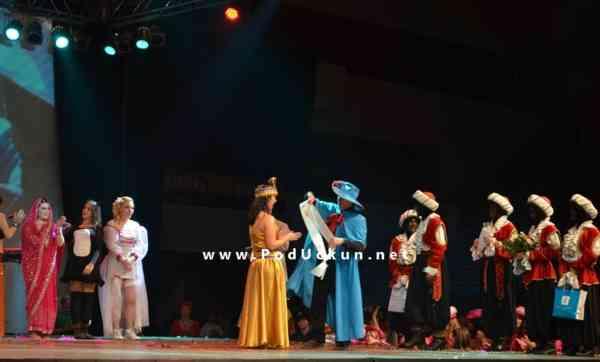 Nova kraljica RIječkog karnevala - Vedrana Šegulja