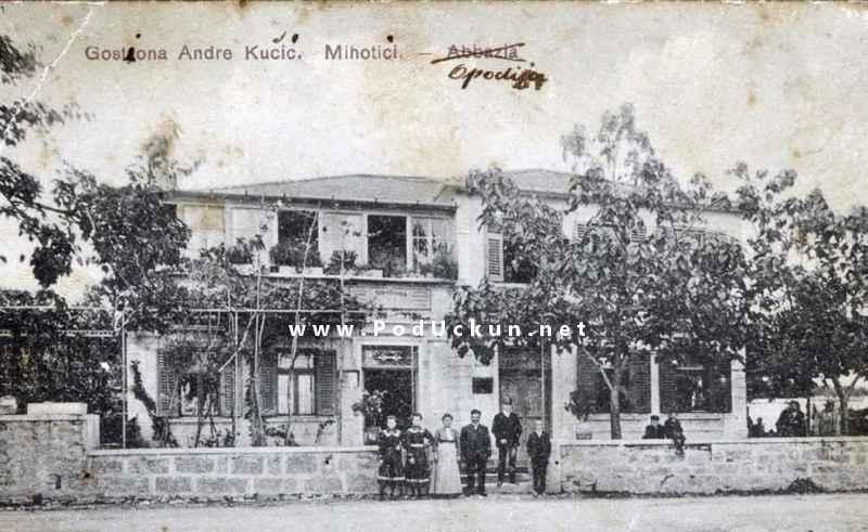 Guć - Društveni dom i oštarija...