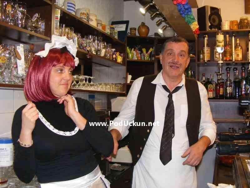 Allo, Allo - Maria i René @ Caffe bar Barić
