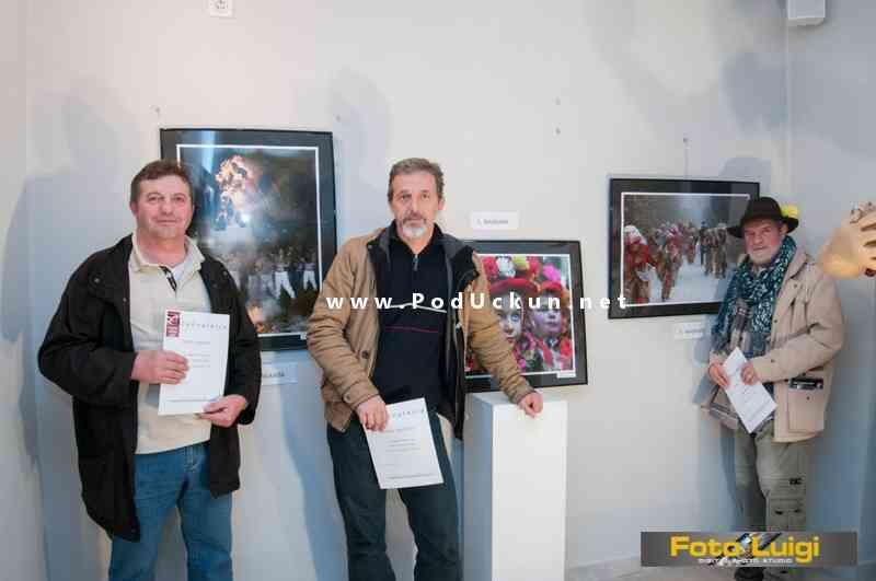 Nagrađeni autori: Paulo Dukić, Arsen MIletić i Jerko Gudac @ Rukavac