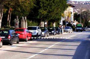 Naredna tri mjeseca vikendom besplatan parking @ Opatija