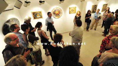 U galeriji La Cisterna otvorena izložba 'Otok' Dalibora Laginje