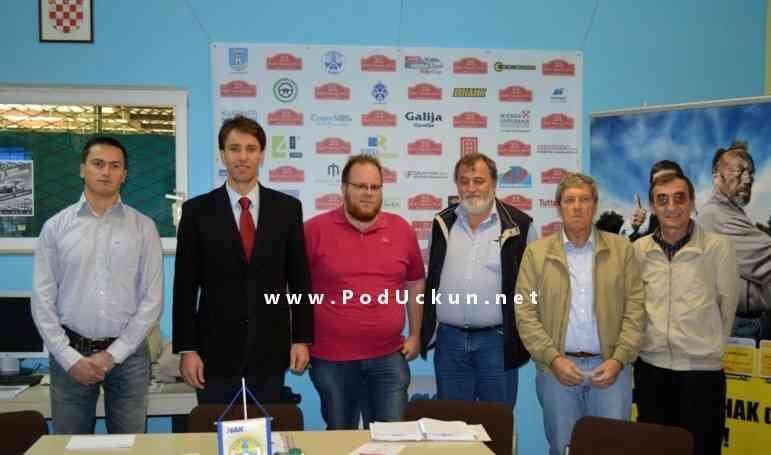 Tomislav Šepić, Fernando Kirigin, Dražen Puž, Marijan Majnarić, Igor Puž i Slavko Peračković