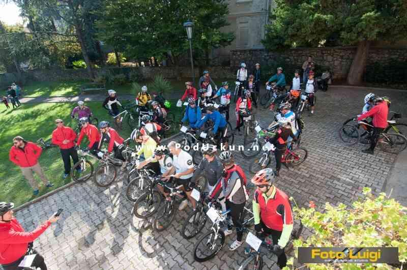 Arhiva: Start utrke Giro di Marunada