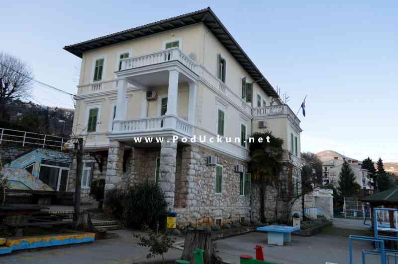 Dječji dom Ivana Brlić Mažuranić @ Lovran