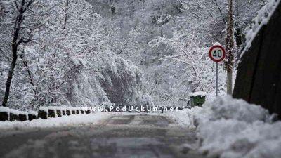 Ove srijede na sjevernom Jadranu puhat će jaka i olujna bura, moguća je slaba susnježica ili snijeg