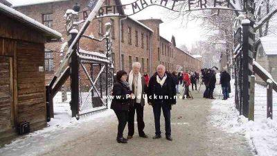 "Prezentacija ""Geneza Auschwitza"" uz virtualni posjet Memorijalnom muzeju Auschwitz-Birkenau ovog petka @ Opatija"