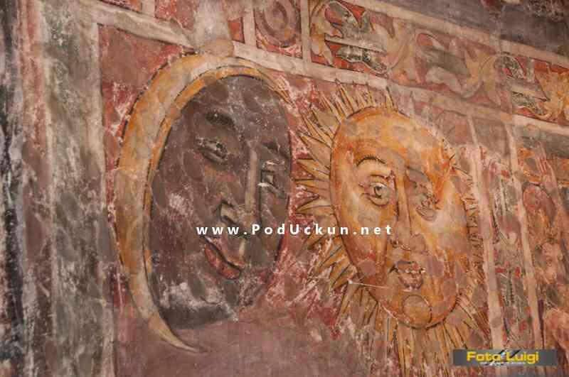 Freske u crkvi Sv. Jurja @ Lovran