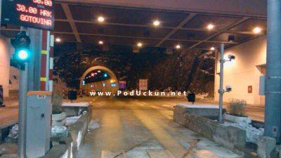 Packa od Europske komisije – Bušenje druge cijevi tunela Učka počet će sljedeće godine?