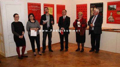 Mošćenički pinel i glagoljica u fokusu izložbe i predstavljanja kulturne, turističke i gastronomske ponude Mošćeničke Drage u Budimpešti