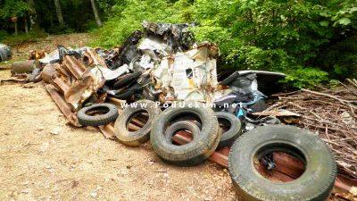 Kamerama protiv divljih deponija – Započelo kažnjavanje neodgovornih pojedinaca @ Lovran