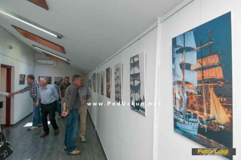 Galerijski prostor...