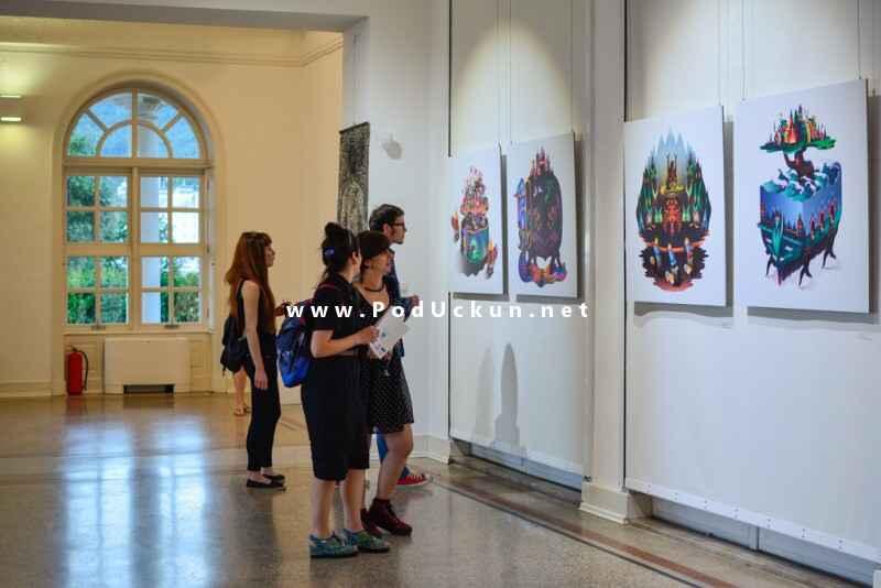 Izložba će biti  postavljena u UP Juraj Šporer