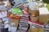 Akcija sakupljanja krupnog otpada, papira i kartona